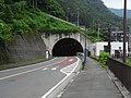 愛宕トンネル東側(奥多摩町).JPG