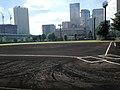 新月島公園の野球場 - panoramio.jpg
