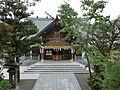 西野神社 拝殿.JPG