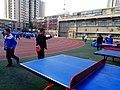 雁塔 陕师大附中分校在打乒乓球 22.jpg