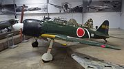 零式艦上戦闘機 五二型 HK-102 Flying Heritage Collection.jpg