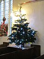-2018-12-15 2018 Christmas tree festival Church of All Saints, Gimingham (11).JPG