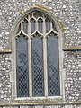 -2020-01-05 East window, Saint Mary the Virgin, Northrepps, Norfolk.JPG