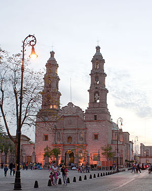 Cathedral Basilica of Our Lady of the Assumption, Aguascalientes