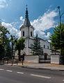 00830 Biłgoraj, cerkiew greko-kat. ob. kościół rzym.-kat. p.w. św. Jerzego, 1790, 1919.jpg