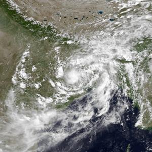1995 North Indian Ocean cyclone season - Image: 01B Sept 17 1995 0751Z