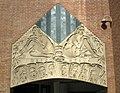 01 Palau de la Música, relleu de l'Orfeó Català.jpg