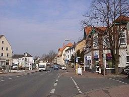 Hannoversche Straße in Garbsen