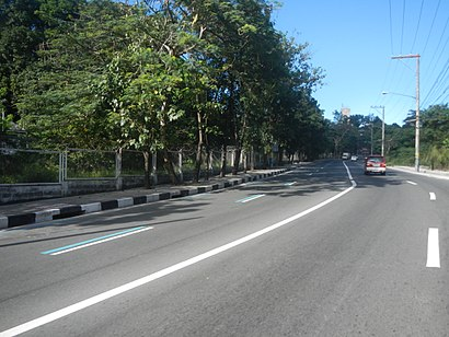 How to get to Sumulong Highway with public transit - About the place
