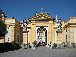 Melk Abbey - Image: 070526 Stift Melk 02