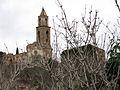 070 Poble abandonat de Marmellar, església de Sant Miquel.JPG