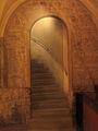 076 Catedral de Sant Pere, porta de la cripta.jpg