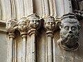 086 Sant Esteve de la Doma, imposta de la portalada gòtica.jpg
