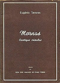 Mornas Cantigas Crioulas By Eugénio Tavares One Of The First Books With Creole Texts History Cape Verdean