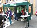 1. Mai 2013 in Hannover. Gute Arbeit. Sichere Rente. Soziales Europa. Umzug vom Freizeitheim Linden zum Klagesmarkt. Menschen und Aktivitäten (214).jpg