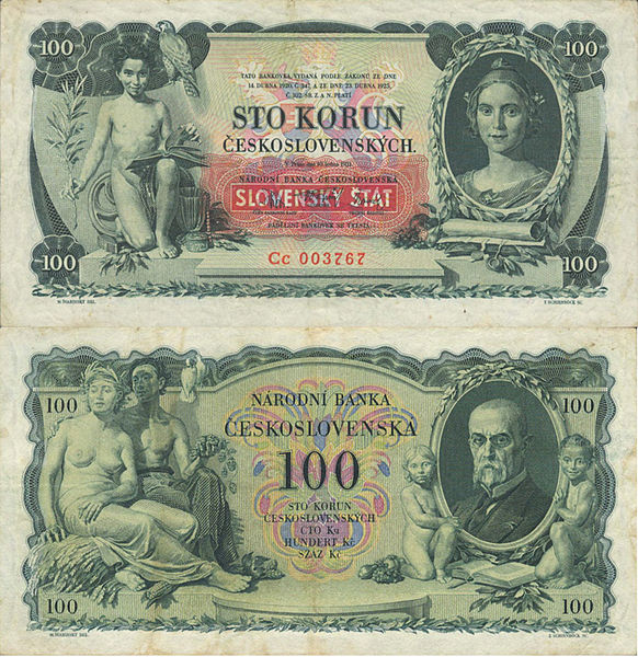 File:100Kr-1939-slovak.jpg