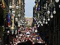 107 El carrer de Ferran (Barcelona), Sant Jordi 2016.jpg