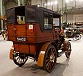 110 ans de l'automobile au Grand Palais - Arrol-Johnston 3 cylindres 20 CV limousine à toit démontable - 1904 - 007.jpg