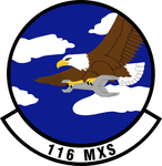 116 Maintenance Sq emblem.png