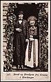 117. Brud og Brudgom fra Graven i Hardanger (13624777803).jpg