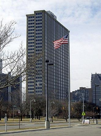 Lafayette Park, Detroit - Image: 1300 Lafayette East Cooperative