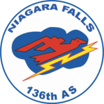 136th Airlift Squadron - emblem