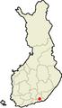 140px-Location of Anjalankoski Finland.PNG
