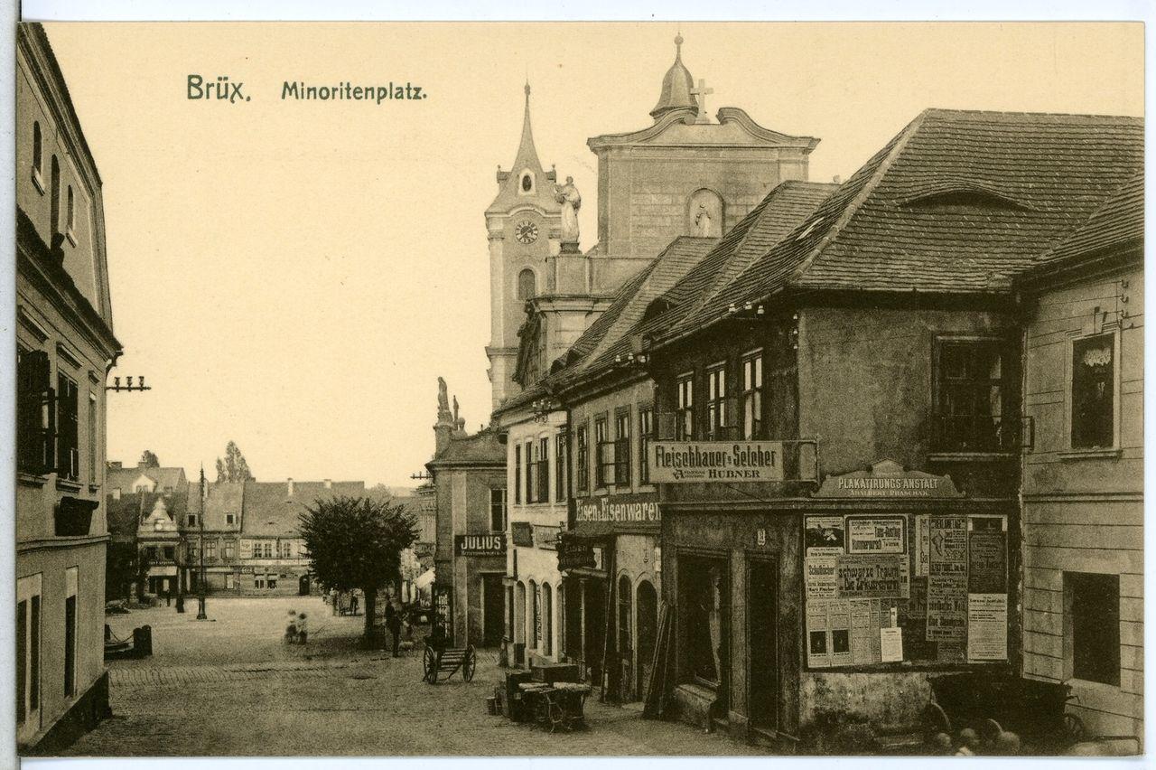 14404-Brüx-1912-Minoritenplatz-Brück & Sohn Kunstverlag.jpg
