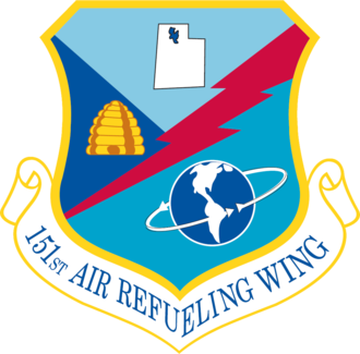 151st Air Refueling Wing - Image: 151st Air Refueling Wing