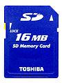 16 MB SD Card, Toshiba-2724.jpg