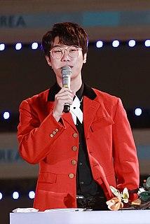 San E South Korean rapper