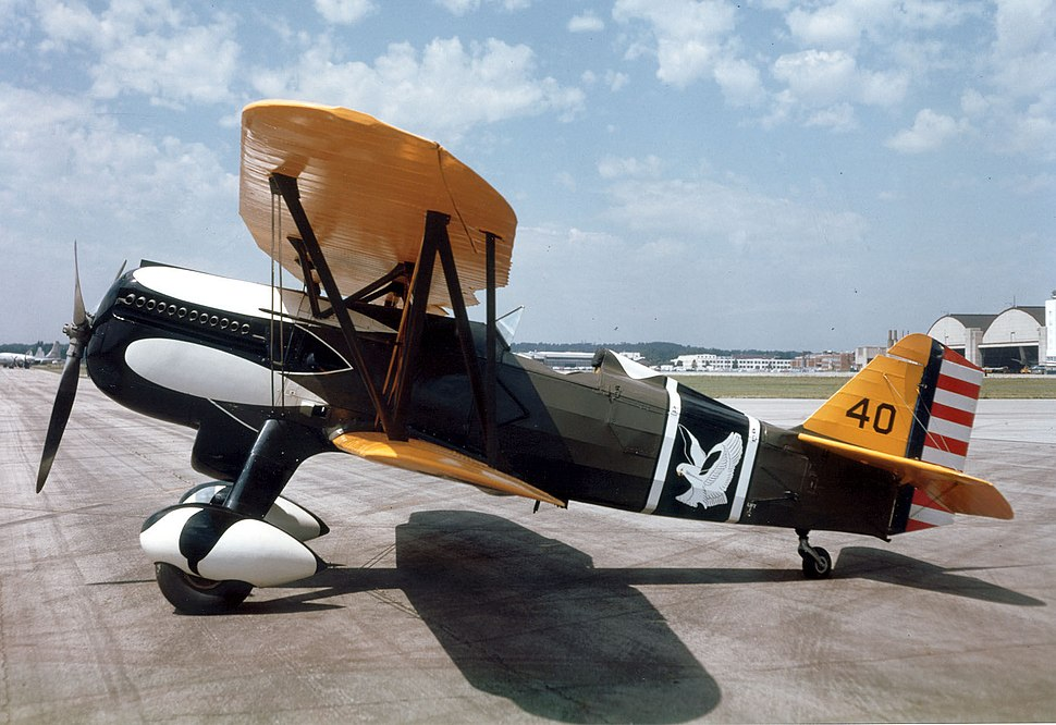 17th Pursuit Squadron - Curtiss P-6E Hawk 32-261