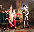 1810 Godefroid Die Soehne des Marschalls Ney anagoria.JPG