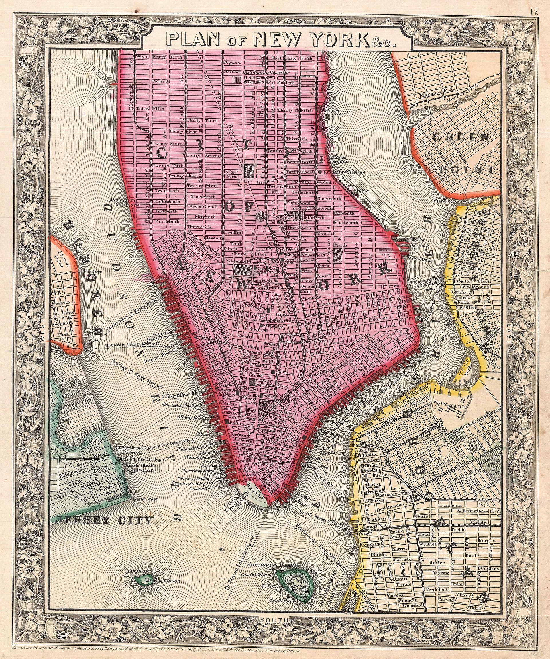 From New York City: New York City In The American Civil War