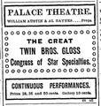 1891 PalaceTheatre BostonGlobe Oct10.png