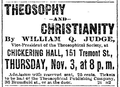 1892 ChickeringHall no151Tremont BostonDailyGlobe Nov3.png