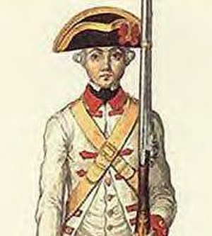 José and Francisco Díaz - Type of uniform worn by the Díaz brothers and the Puerto Rican Militia