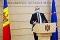 19.03.2021 Declarații de presă ale deputatului Sergiu Litvinenco, Fracțiunea PAS (51052051626).jpg