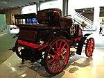 1901 Panhard & Levassor type B2 in Toyota Automobile Museum (6817211385).jpg