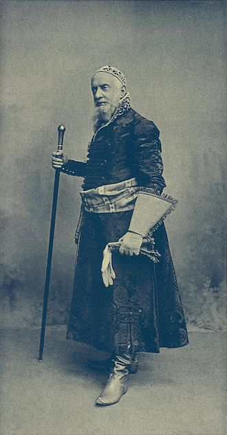 Ivan Vsevolozhsky - Ivan Vsevolozhsky in traditional costume, 1903