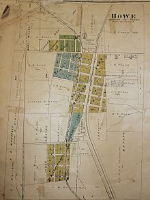 Howe Texas Wikipedia