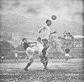 1923–24 Prima Divisione, Northern League Finals - Genoa CFC v Bologna FC - Schiavio, Burlando and De Vecchi.jpg