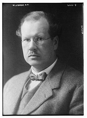 Walter Baker (British politician) - Walter John Baker