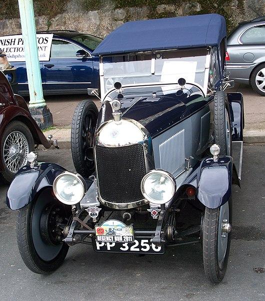 File:1925 MG Morris Oxford 14-28 5852962412.jpg