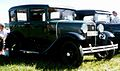 1930 Ford Model A 165C Standard Fordor Sedan DEU979.jpg