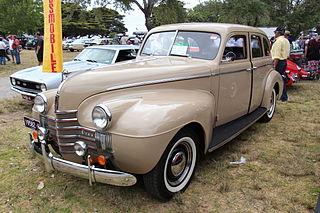 Oldsmobile Series 70 Car model