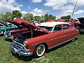 1952 Hudson Hornet sedan at 2015 Shenandoah AACA meet 02.jpg