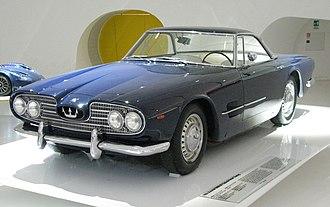Maserati 5000 GT - Image: 1959 Maserati 5000 GT fl