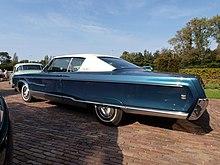 Chrysler new yorker wikipedia for 1964 chrysler new yorker salon for sale