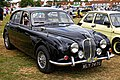 1969 Jaguar 240 (2483cc) at Hatfield Heath Festival 2017.jpg